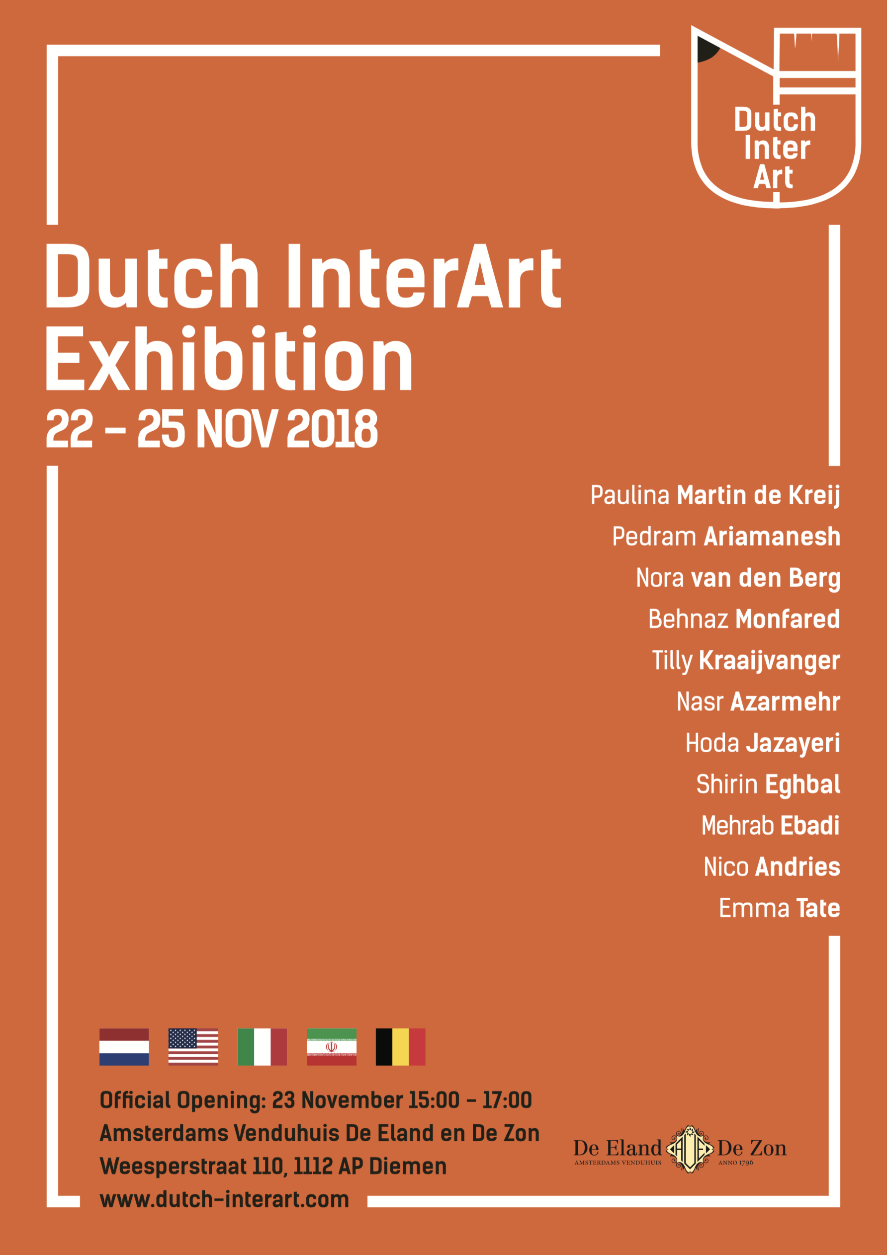 Dutch InterArt exibition